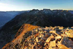 Echappee Belle Trail Race in the French Alps